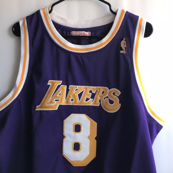 timeless design a27d0 a03bc Mitchell & Ness Kobe Bryant Jersey